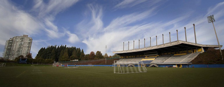Photo Credit: UBC Athletics & Recreation