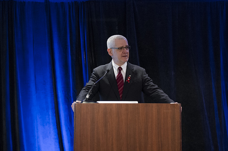 Dr. Julio Montaner appointed Officer of the Order of Canada. Research pioneer recognized for helping establish global standard of care for HIV/AIDS. Photo Credit: BC-CfE