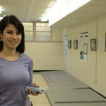 Bita's research evaluates different Wii gaming programs to improve walking function in older amputee adults.